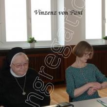 Nr. 516 / Motiv: Teilnehmerinnen an der Oberinnen-Tagung