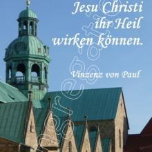 Nr. 520 / Motiv: Hildesheimer Dom