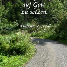Nr. 437  / Movit: Waldweg am Tosmarberg zwischen Söhre und Diekholzen
