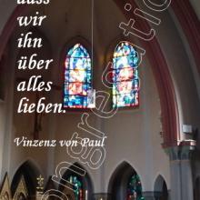 Nr. 447 / Motiv: St. Josephs-Kirche in Hannovers Stadtteil List