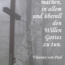 Nr. 464 / Motiv: Gipfelkreuz auf dem Tosmarberg (Gemeinde Diekholzen, Landkreis HIldesheim)