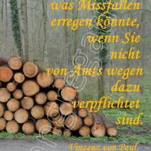 Nr. 475 / Motiv: Holzstapel beim Tosmarberg in Diekholzen (Landkreis Hildesheim)
