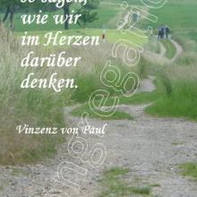 Nr. 533 / Motiv: Weg im Hildesheimer Ortsteil Marienrode