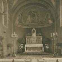 Kapelle im Mutterhaus (vor 1945)