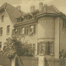 St. Stephanusstift in Dinklar (etwa 1935)