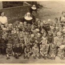 Kindergarten (etwa 1960)