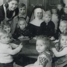 Kindergarten (etwa 1955)