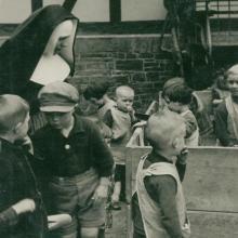 St. Oliverhaus in Lamspringe: Kindergarten 1932