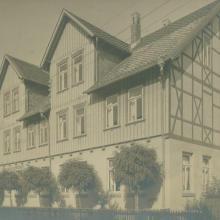 St. Marienstift in Vienenburg (etwa 1940)